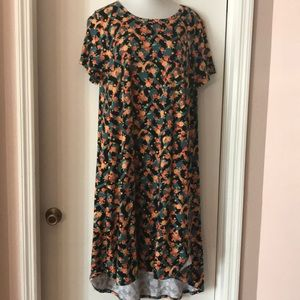 Lularoe Carly Dress..beautiful